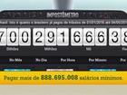 Brasileiros já pagaram R$ 700 bilhões em impostos em 2016