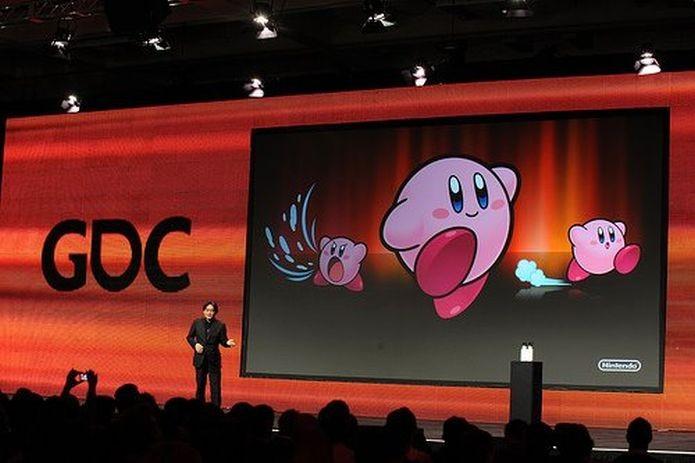 Até a Nintendo marca presença na Game Developers Conference (Foto: Divulgação/Facebook)