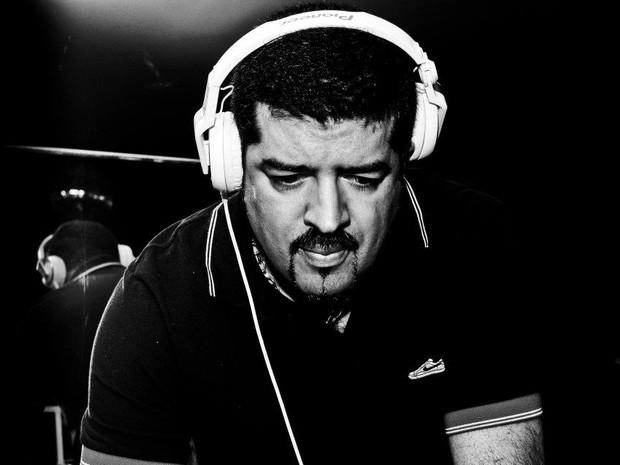 DJ HUM toca na festa Môio Grosso (Foto: Divulgação)