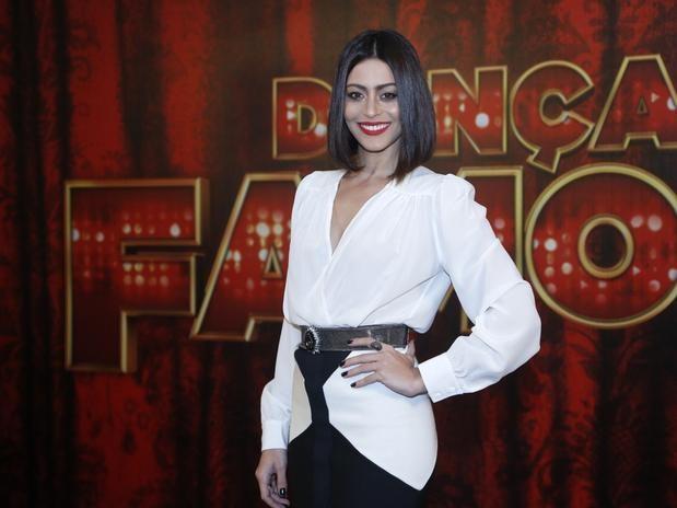 Carol Castro vai interpretar uma baiana na primeira fase da próxima novela das 21h (Foto: Ag News)