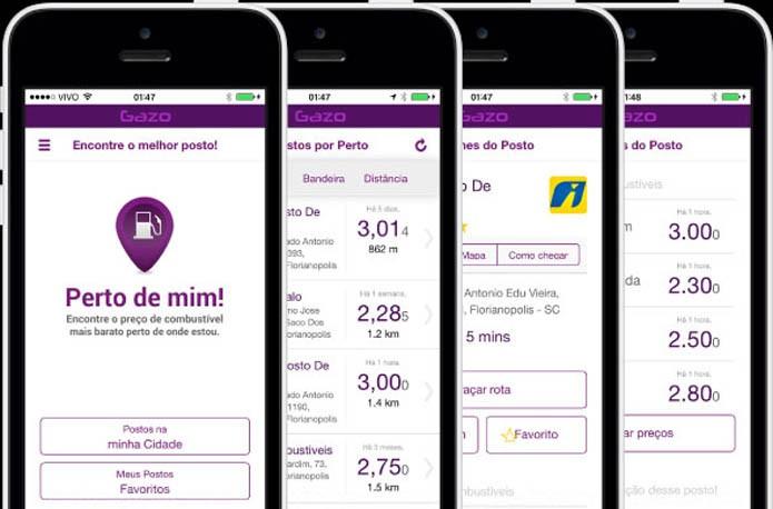 d3e1eecddb Conheça 5 apps para  driblar  preço dos combustíveis e economizar ...