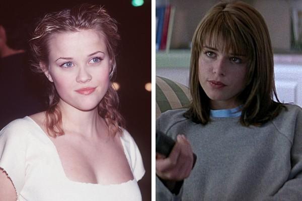 Reese Witherspoon perdeu o papel de Sidney Prescott para Neve Campbell (Foto: Getty Images / Reprodução)