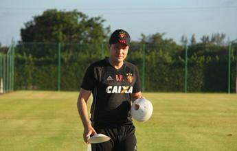Daniel Paulista evita fazer contas para livrar Sport do rebaixamento na Série A