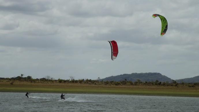 O esporte em Roraima começou a ser conhecido em 2012, hoje já são quase 10 praticantes (Foto: Divulgação/GloboEsporte.com)