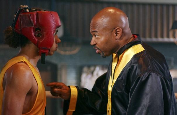 Pai de Izzi espera que ele seja lutador de boxe (Foto: Divulgação)