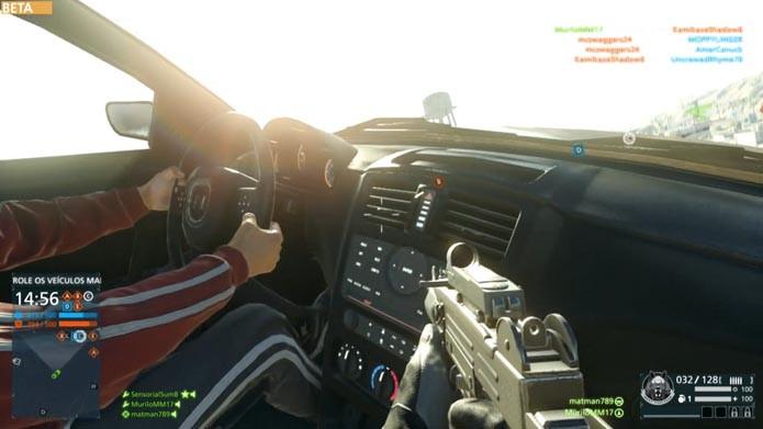 Battlefield Hardline: como jogar o novo modo Ligação Direta (Foto: Reprodução/Murilo Molina)
