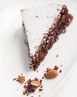 Cioccolato e Mandorle, um dos pratos que o chef ensina no curso (Foto: Divulgação)