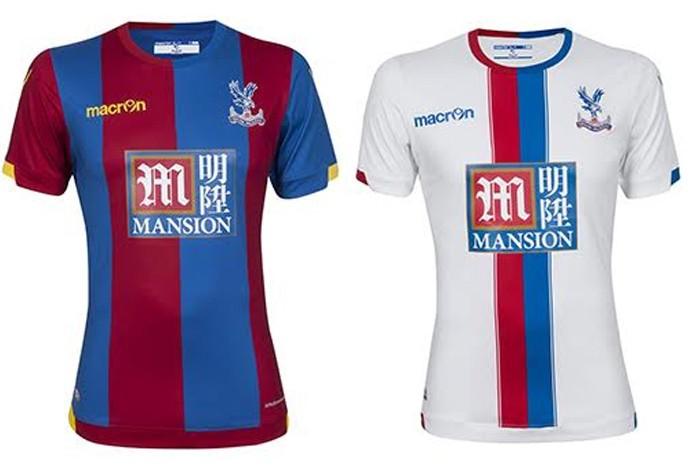 Camisas Crystal Palace