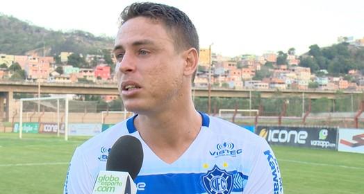 estreia emocionante (Richard Pinheiro/GloboEsporte.com)