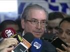 Cassado, Eduardo Cunha se diz vítima de 'vingança política'
