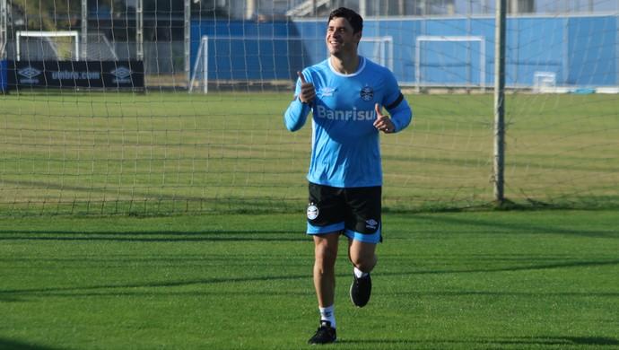Giuliano Grêmio (Foto: Eduardo Moura/GloboEsporte.com)