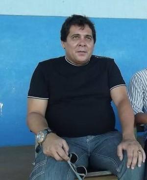 Gestor de futebol Guilherme Ferreira e técnico Carlos Oliveira, Patrocinense (Foto: Arquivo Pessoal/facebook)