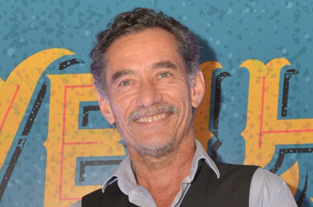 Chico Diaz (Foto: João Miguel Júnior/ TV Globo)