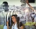 "Marta exalta estrutura do time feminino do Santos: ""Modelo a ser seguido"""