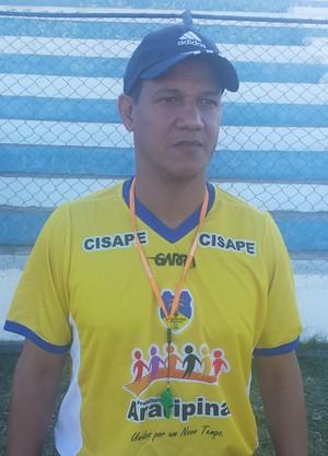Cleibson Ferreira, Araripina (Foto: Ednardo Blast /TV Grande Rio)