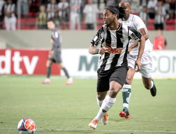 Ronaldinho Gaúcho jogo Atlético-MG e Caldense (Foto: Bruno Cantini / Site Oficial do Atlético-MG)