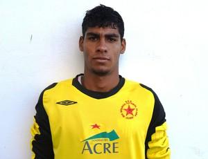 James Gomes, Rio Branco, Acre, 19 anos (Foto: Duaine Rodrigues)