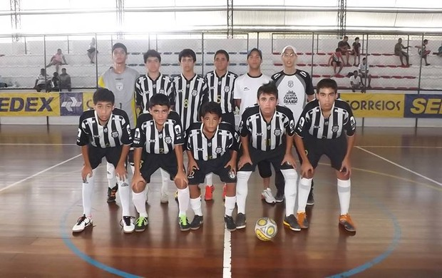 Time de Futsal do Treze (Foto: Divulgação / Treze)