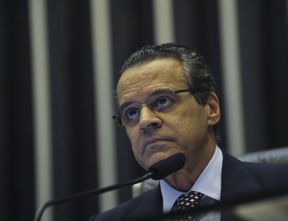 Henrique Alves, ex-presidente da Câmara (Foto: José Cruz / Agência Brasil)
