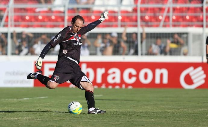 Rogério Ceni (Foto: Rubens Chiri / Site oficial do São Paulo FC)