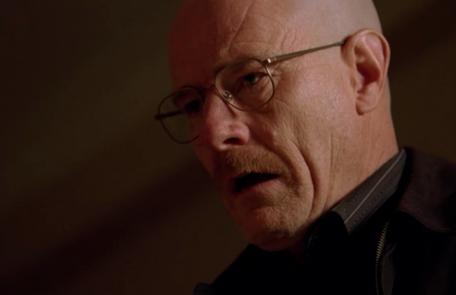 2ª temporada/12º episódio: 'Phoenix'. Walt deixa a namorada de Jesse morrer de overdose Reprodução da internet