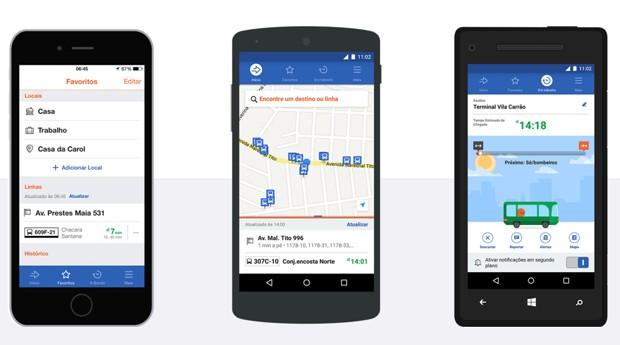 Moovit: aplicativo terá recursos para quem usa táxi (Foto: Reprodução )