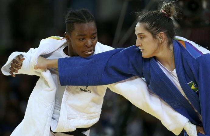 Mayra (Foto: Reuters )