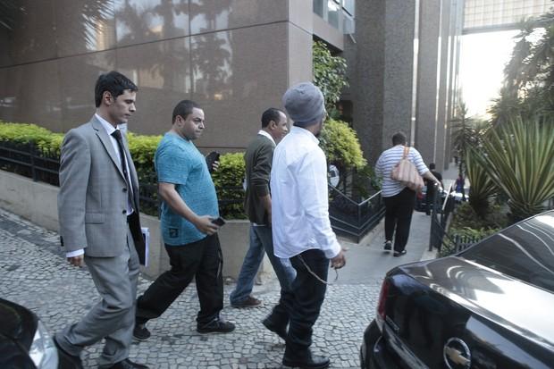 Marcelo Falcão  (Foto: Isac Luz / Ego)