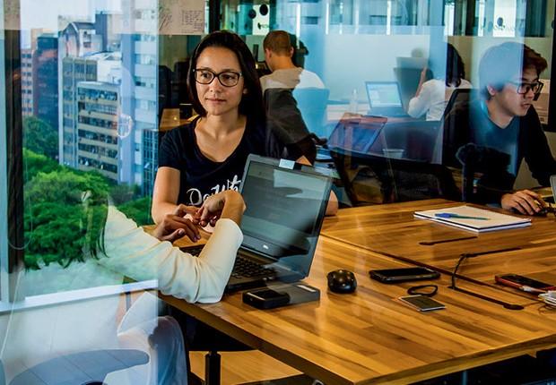 WeWork traz premiação de startups ao Brasil