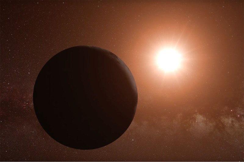 Superfície de exoplaneta parecido com a Terra pode ser 100% água