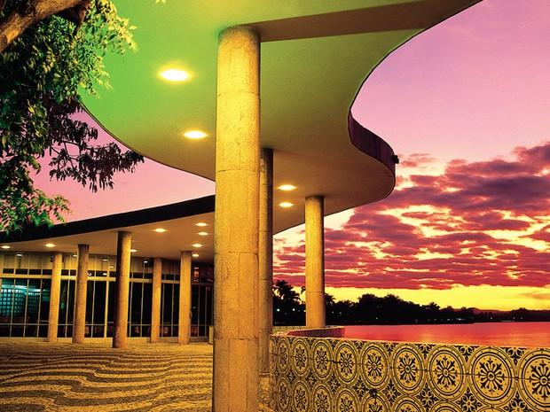 Casa do Baile também é atração do Complexo Arquitetônico da Pampulha.  (Foto: Henry Yu / Belotur)