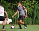 Bruno e Thiago Mendes são dúvidas no São Paulo para jogo com São Bento