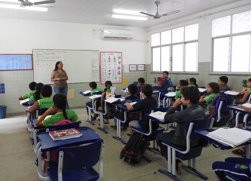 Escolas municipais receberam 408 alunos venezuelanos em 2017 (Foto: Inaê Brandão/G1 RR)