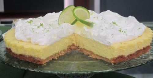 torta sufle de lião