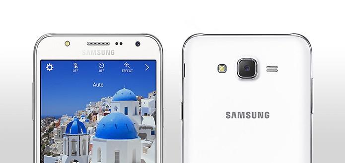 Galaxy J5 tende a tirar fotos melhores (Foto: Divulgação/Samsung)