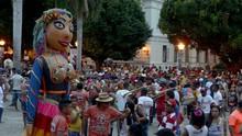 Marchinha de ludovicense é destaque (Reprodução / TV Mirante)