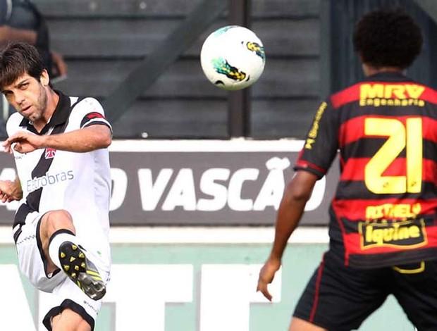 Juninho Pernambucano na partida do Vasco contra o Sport (Foto: Marcelo Sadio / Site Oficial do Vasco da Gama)