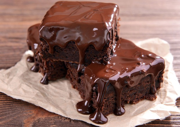 Bolo de chocolate com coco   (Foto: Divulgação)