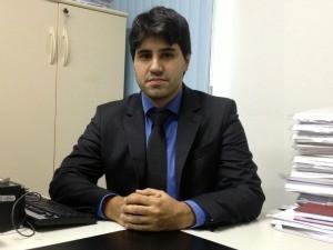 Procurador da república Raphael Bevilaqua (Foto: Vanessa Vasconcelos/G1)
