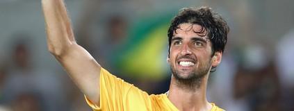 ATP: Bellucci é o melhor do Brasil (Clive Brunskill/Getty Images)