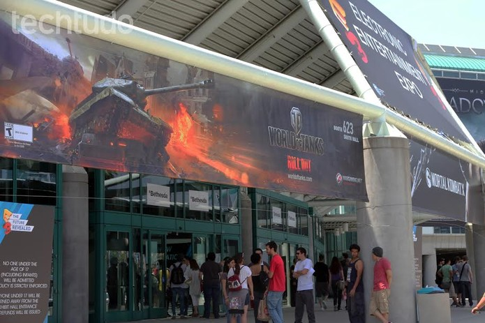 Dezenas de jogos serão apresentados na E3 2014 (Foto: Isadora Dias / TechTudo)