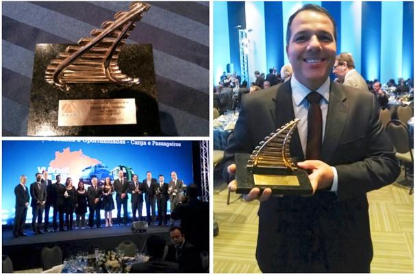 TV Integração é vencedora do 7º Prêmio ANTF de Jornalismo (Foto: Divulgação | TV Integração)