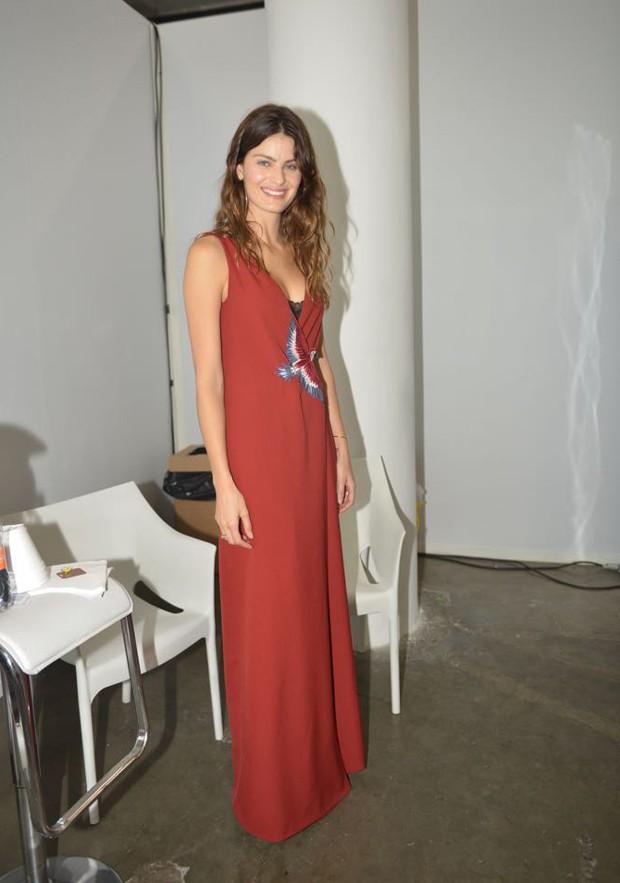 Isabeli Fontana (Foto: Cauê moreno / Editora Globo)