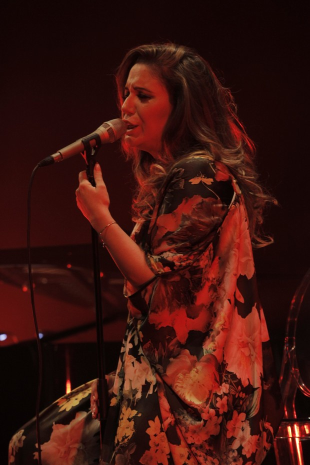 Maria Rita (Foto: Anderson Barros/EGO)