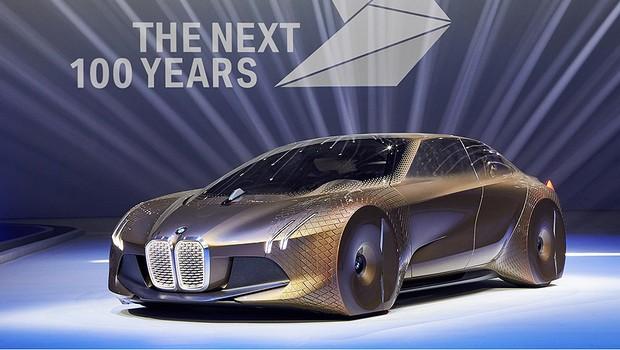 BMW Vision Next 100 (Foto: BMW)