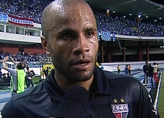 Anderson Pedra - Atlético-GO (Foto: Reprodução / PFC)