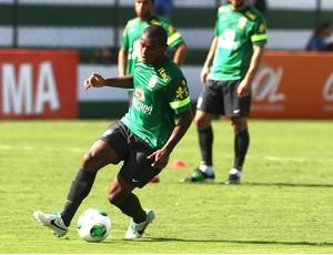 fernando brasil treino (Foto: Bruno Domingos / Mowa Press)