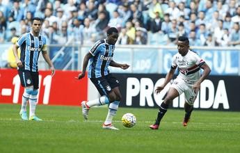 """Negueba supera """"pressão"""" por estreia de titular e ganha elogio: """"Promissor"""""""