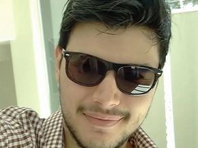 Pedro Antônio Sebba Gomide morreu após batida, em Ipameri, Goiás (Foto: Reprodução/TV Anhanguera)