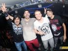 Banda Os Bartira é atração em evento de réveillon em Nova Friburgo, no RJ